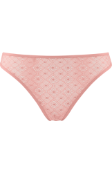 Seduction thong Mellow Rose