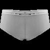Space Odyssey brazilian shorts Silver Lurex