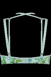 Jardin des Herbs padded balcony bra