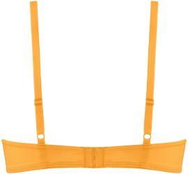 Free Love plunge balcony bra Kumquat Orange