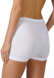 Mey 2000 cotton boxer pants White