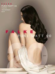 Pure Matt 20 den -sukkahousut Musta ff179b371e