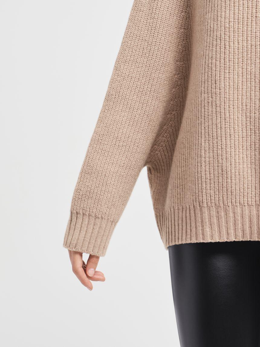 Aurora Wool Pullover Kamut