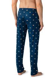Valla pyjamahousut Yacht Blue