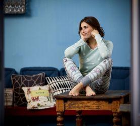 Pyjamapaita polkadots Opal