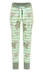 Raidallinen pyjamahousu Opal