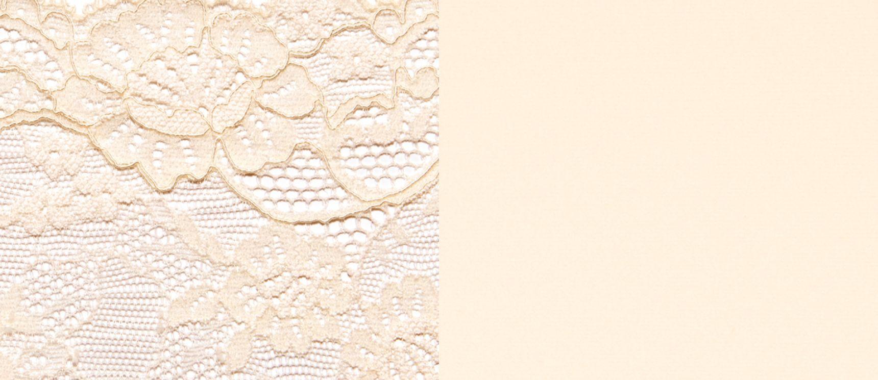 Madelon topattu pisaramalli Pearled Ivory