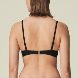 BRIGITTE pisaramallinen bikiniliivi Musta