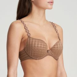 AVERO push up -rintaliivi Bronze