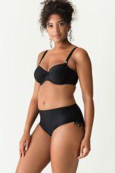 COCKTAIL korkea bikinihousu Musta