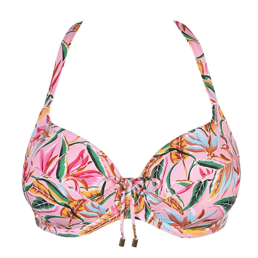 SIROCCO täyskuppinen bikiniliivi Pink Paradise
