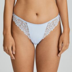 DEAUVILLE thong Heather Blue