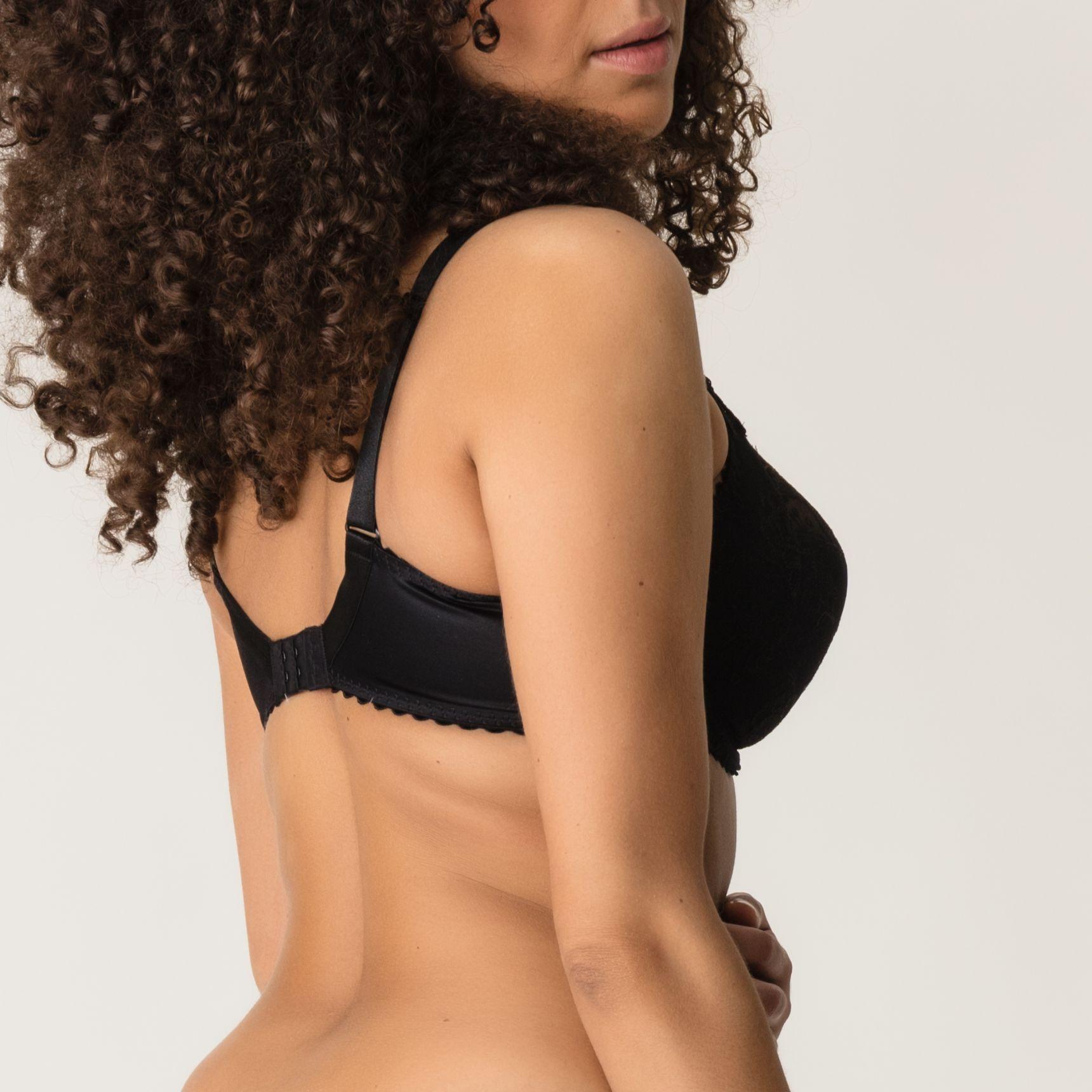 Delight täyskuppinen rintaliivi Musta