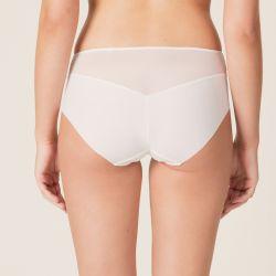 Erika korkea alushousu Valkoinen