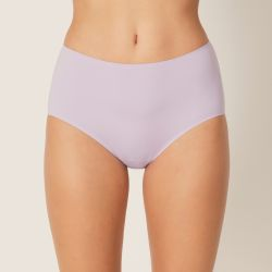 Color Studio korkea alushousu Pastel Lilac