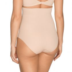 Perle shapewear high briefs Caffe Latte