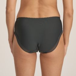 Wild Flower rio brief Night Grey